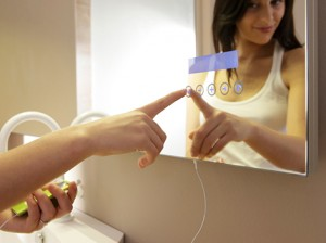 Multi Touch Mirrors
