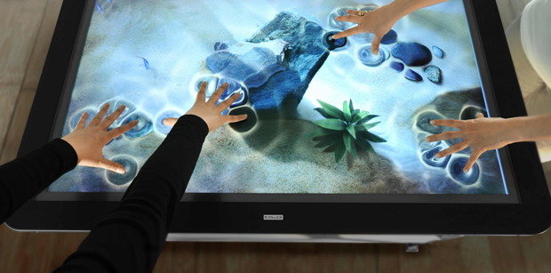 Multi Touch Screen Solutions