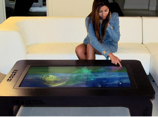 Multi Touch Tables Australia